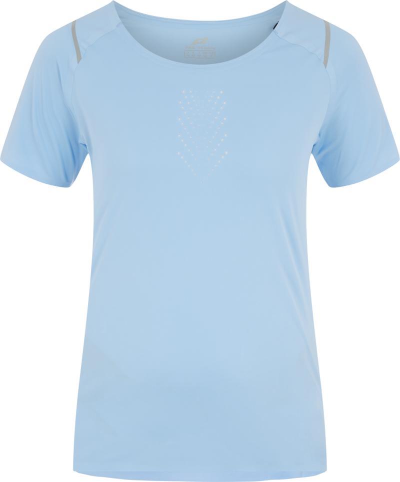 Pro Touch ONDALA WMS, ženska tekaška majica, srebrna