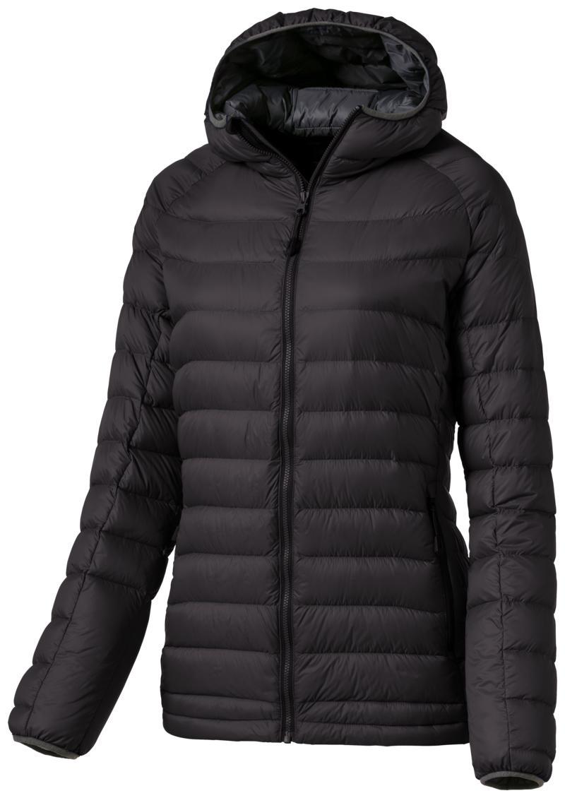 McKinley PATOS II WMS, ženska pohodna jakna, črna