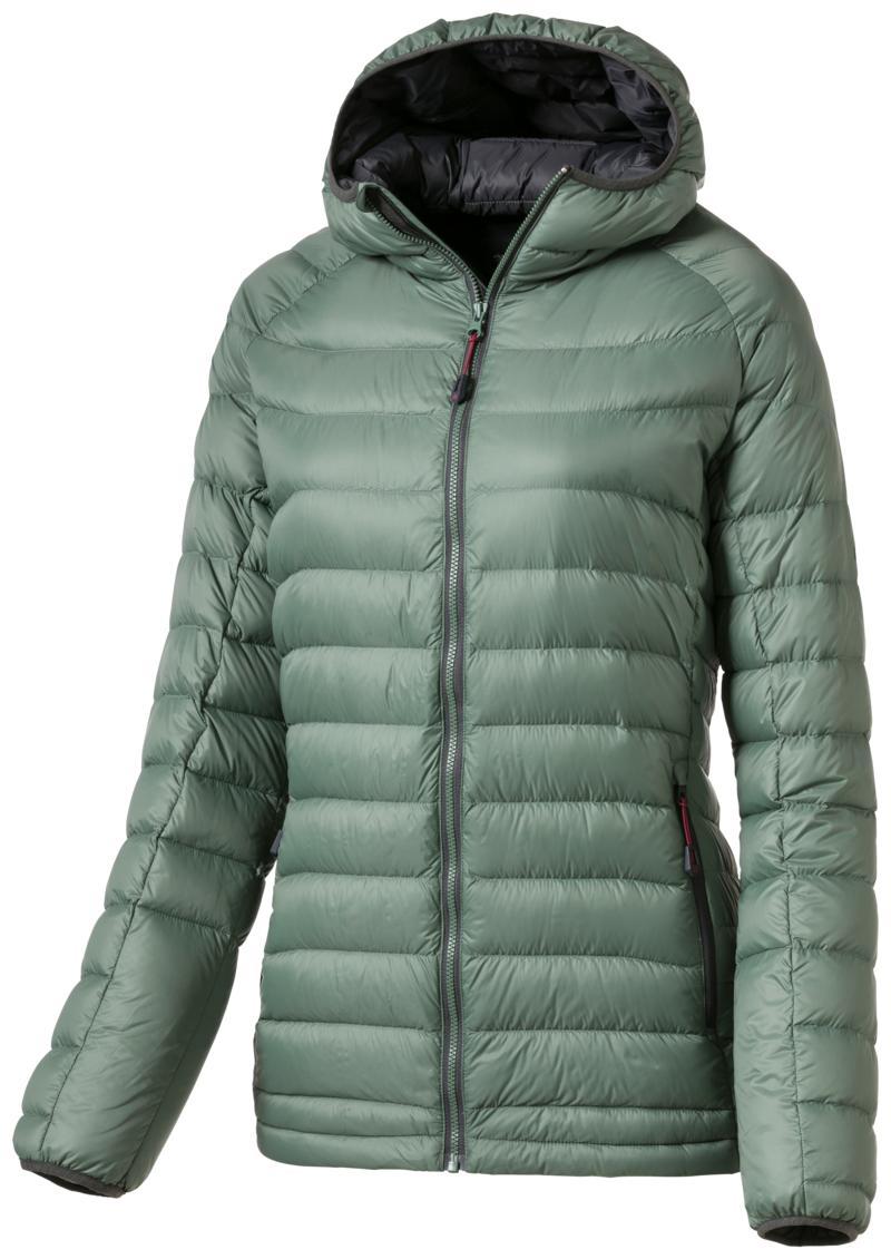 McKinley PATOS II WMS, ženska pohodna jakna, siva