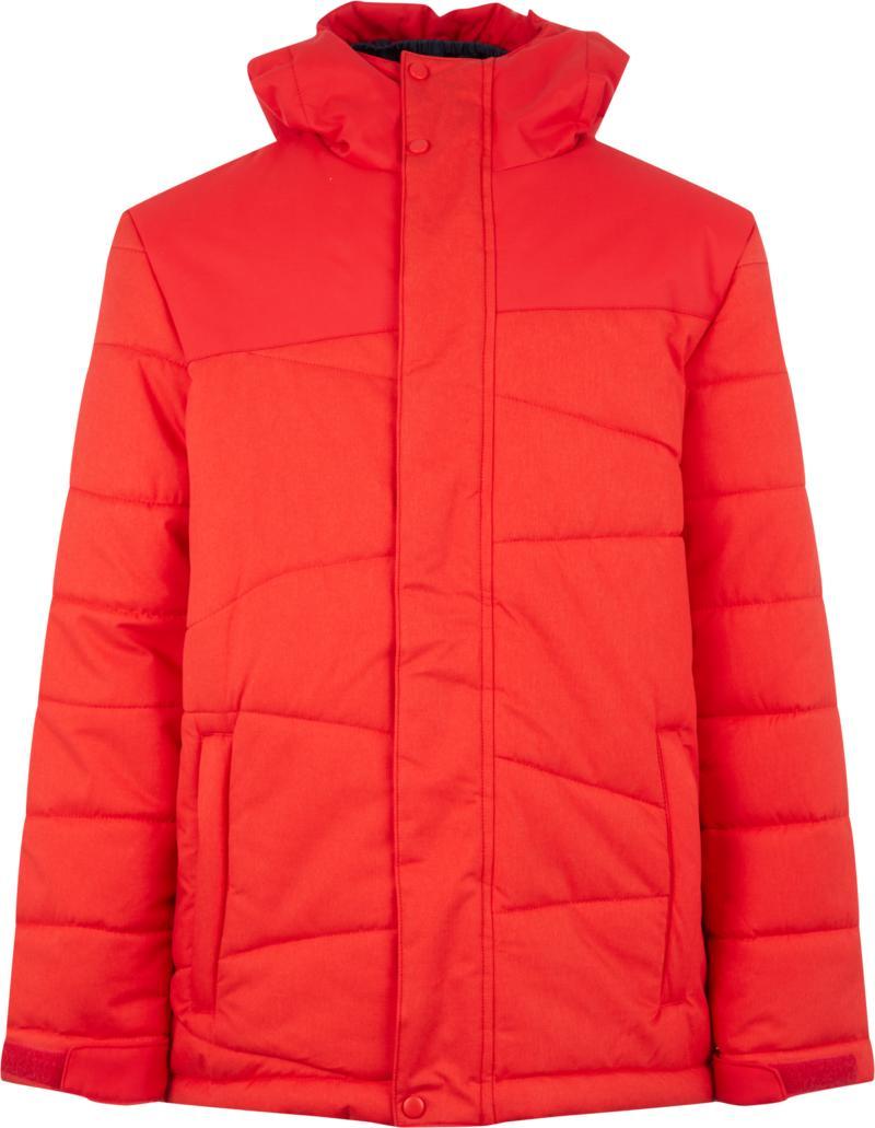 McKinley PICHU JRS, jakna o.poh, rdeča