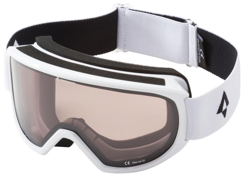 Tecnopro PULSE 2.0, smučarska očala, bela