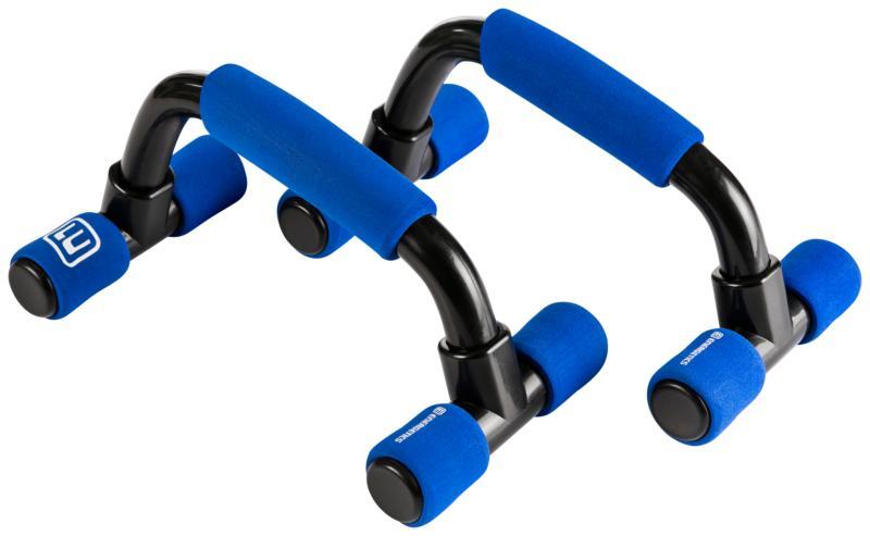 Energetics PUSH UP STAND, dodatek za fitnes, črna
