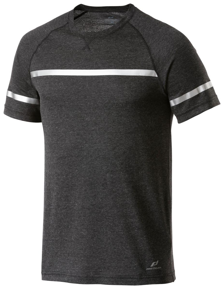 Pro Touch RAFI UX, moška tekaška majica, črna