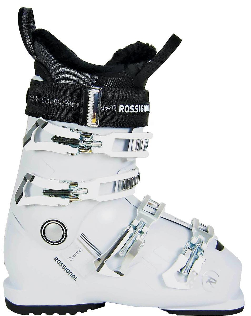 Rossignol PURE COMFORT 60 X, čevlji ž.smu., bela