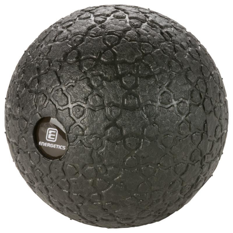 Energetics RECOVERY BALL 1.0, masažna žoga, črna