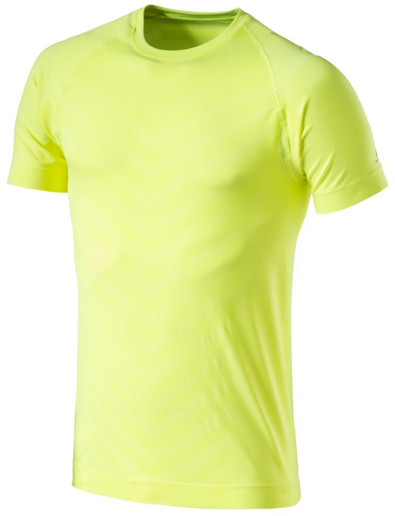 Pro Touch REIKO UX, moška tekaška majica, rumena