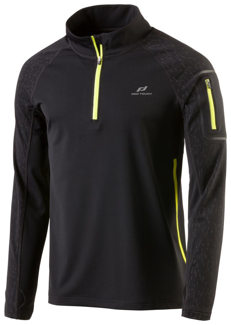 Pro Touch RENZO V UX, moška tekaška majica, črna