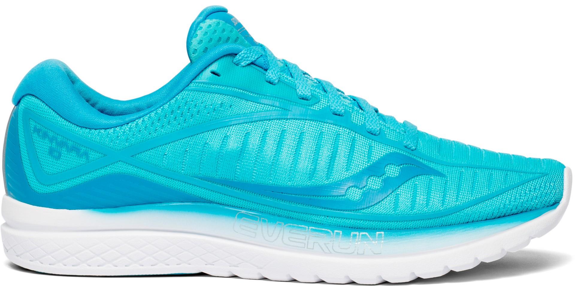 Saucony KINVARA 10, ženski tekaški copati, modra