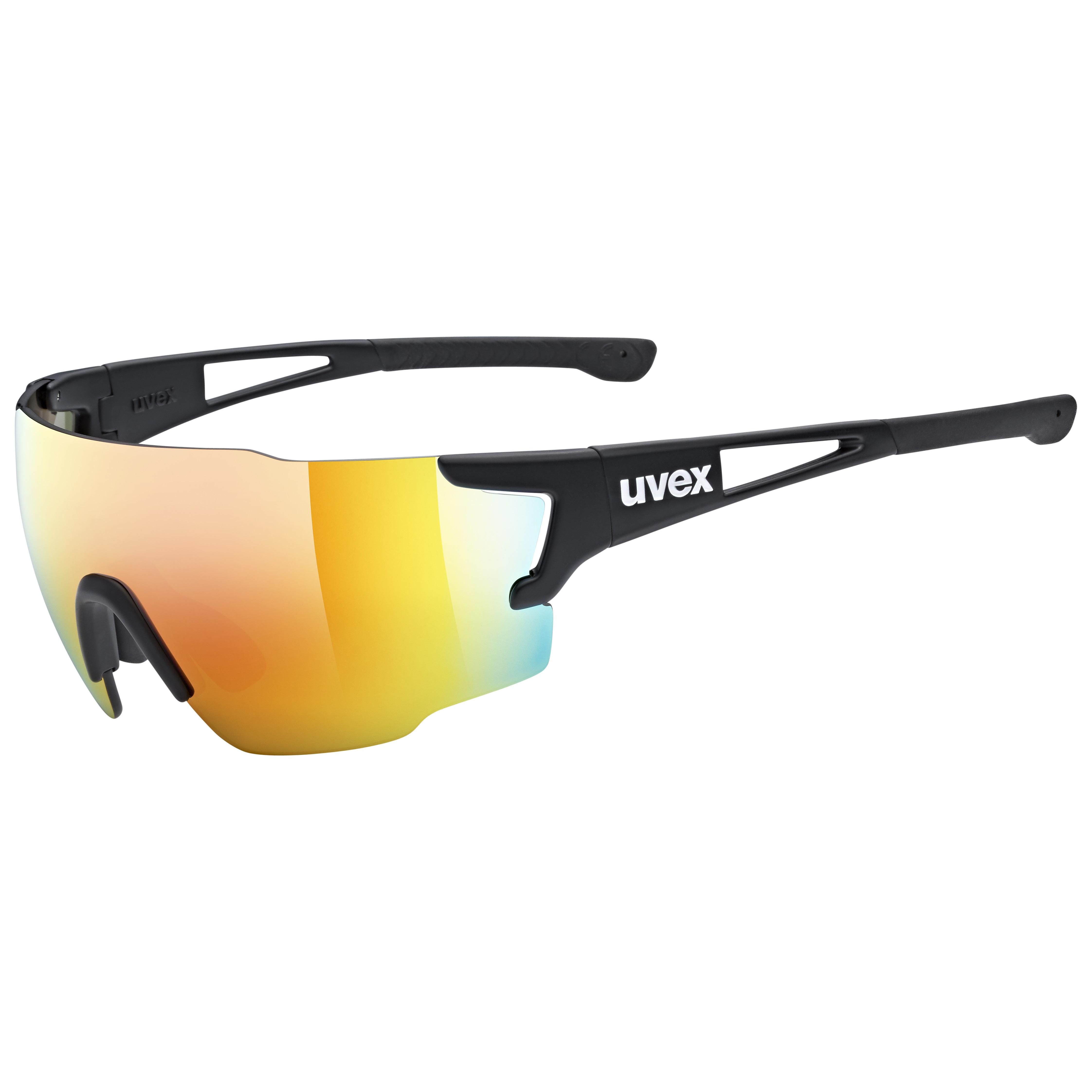 Uvex SPORTSTYLE 804, očala, črna