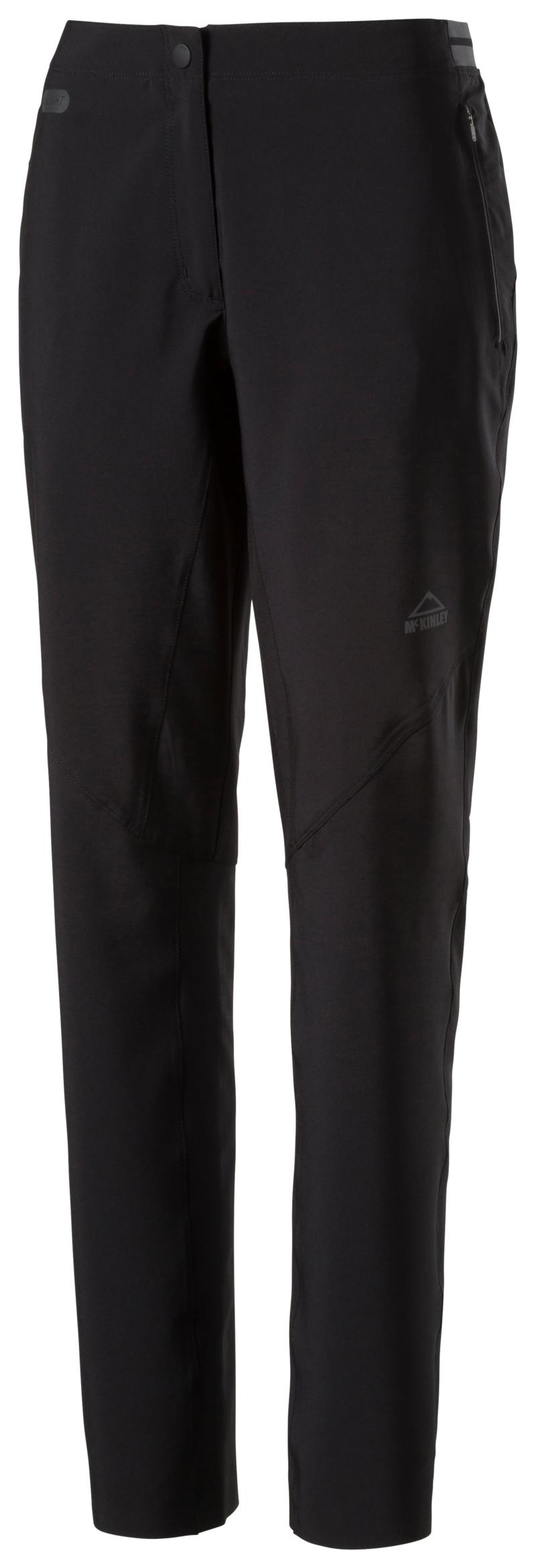 McKinley Salem Wms, ženske pohodne hlače, črna