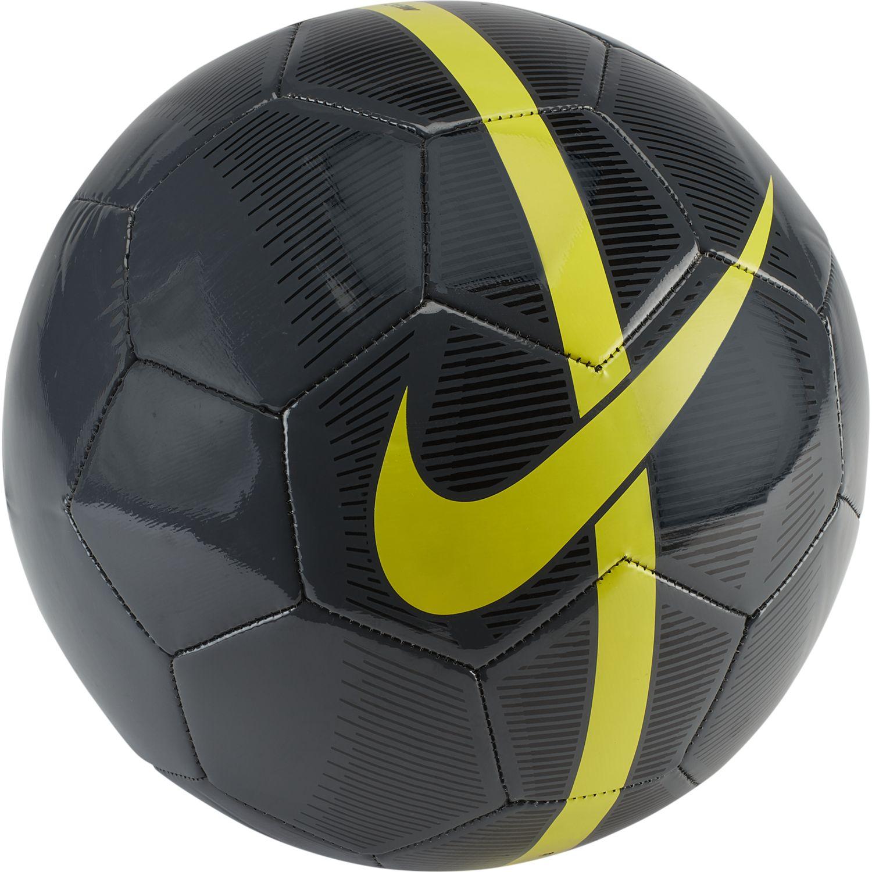 Nike MERC FADE, nogometna žoga, siva