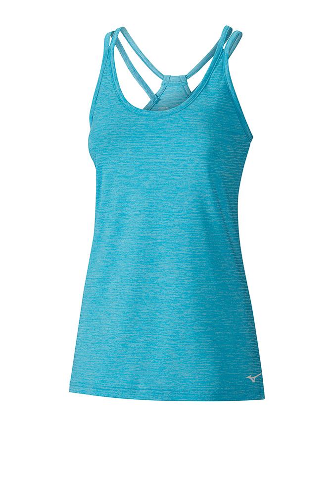 Mizuno Lyra Tank, majica, modra