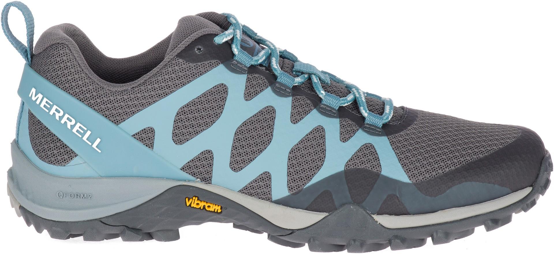 Merrell SIREN 3 VENT, pohodni čevlji, siva