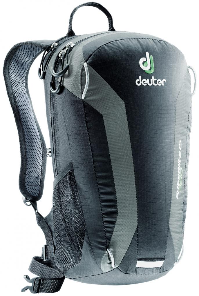 Deuter SPEED LITE 15, pohodniški nahrbtnik, črna