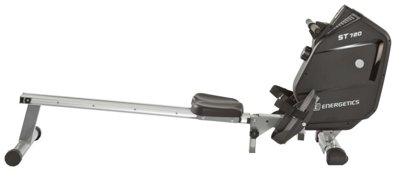 Energetics ST 720, naprava za veslanje, črna