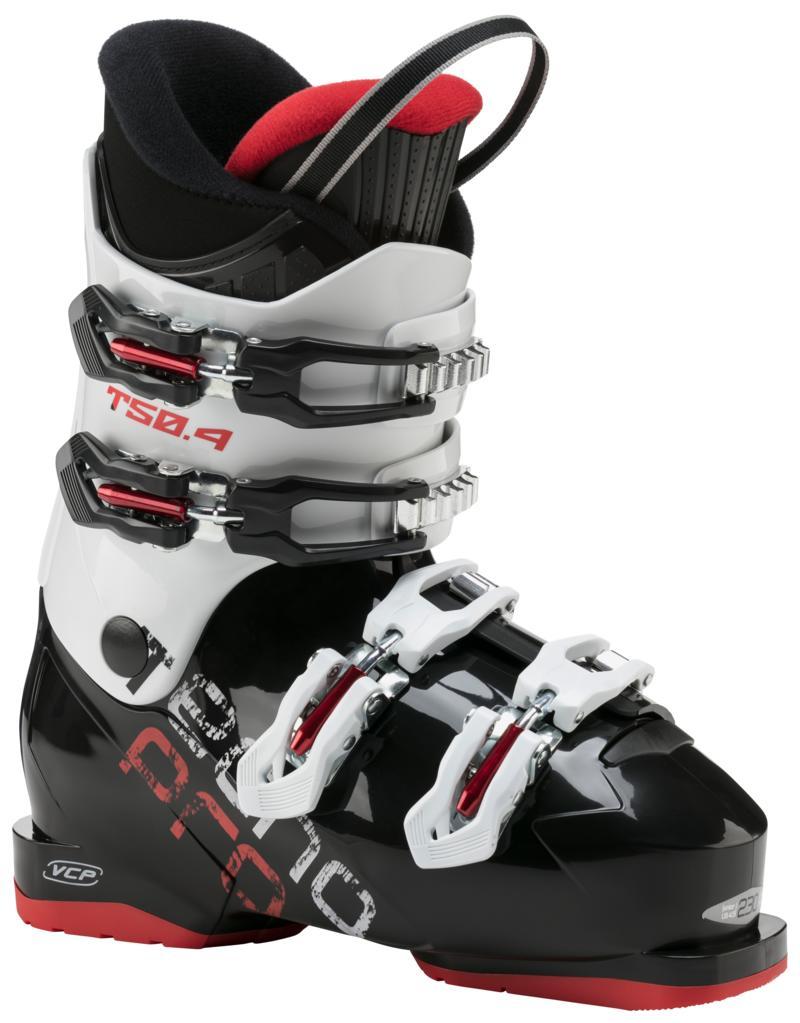 Tecnopro T 50 - 4, otroški smučarski čevlji, črna