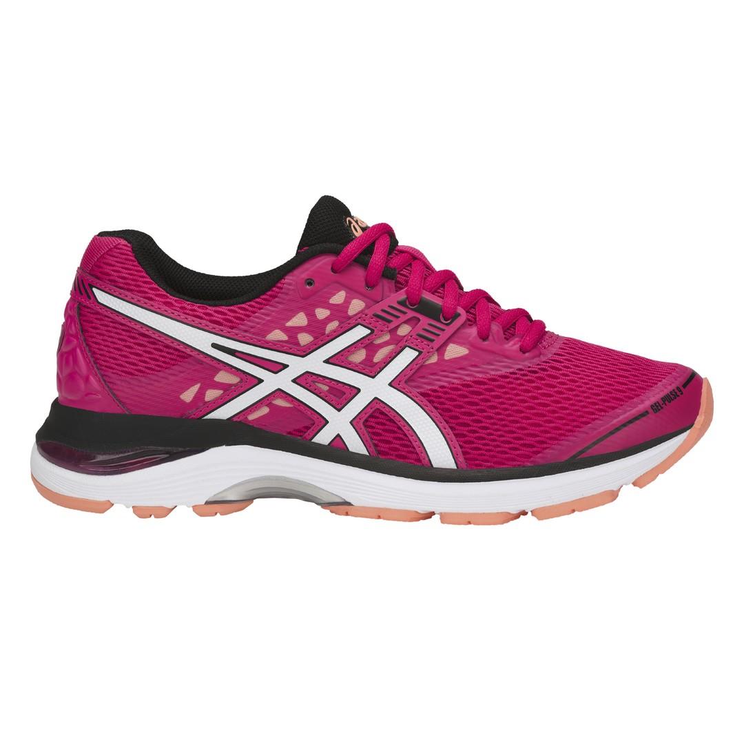 Asics GEL-PULSE 9, ženski tekaški copati, roza