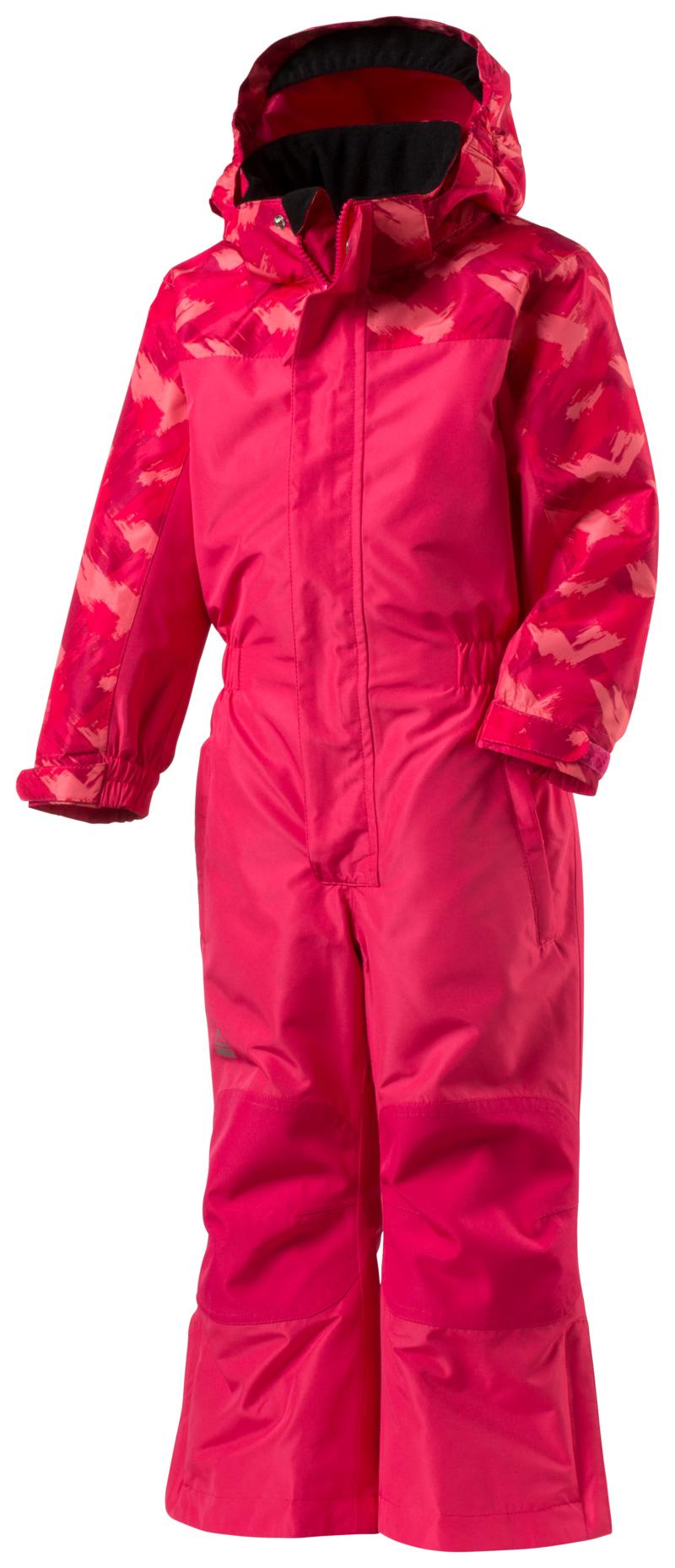 McKinley TIGER KDS, otroški kombinezoni, roza