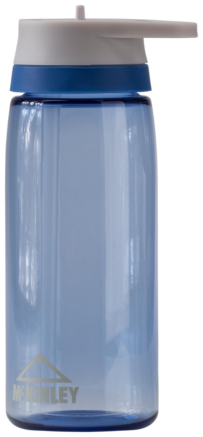 McKinley TRITAN TRIFLIP 0,5L, steklenica, modra