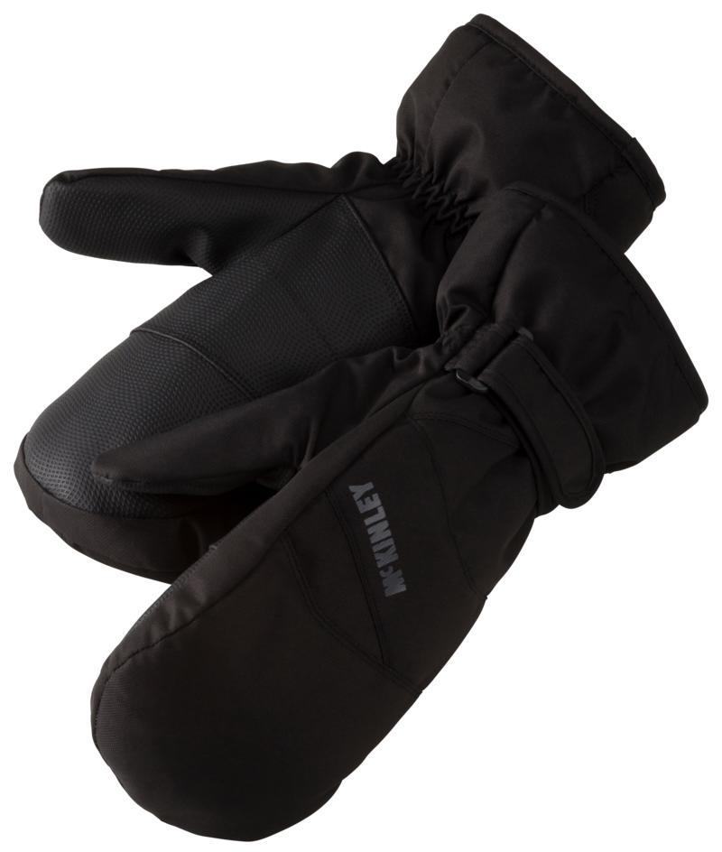 McKinley VALENTINO II MITTEN, rokavice m.smu, črna