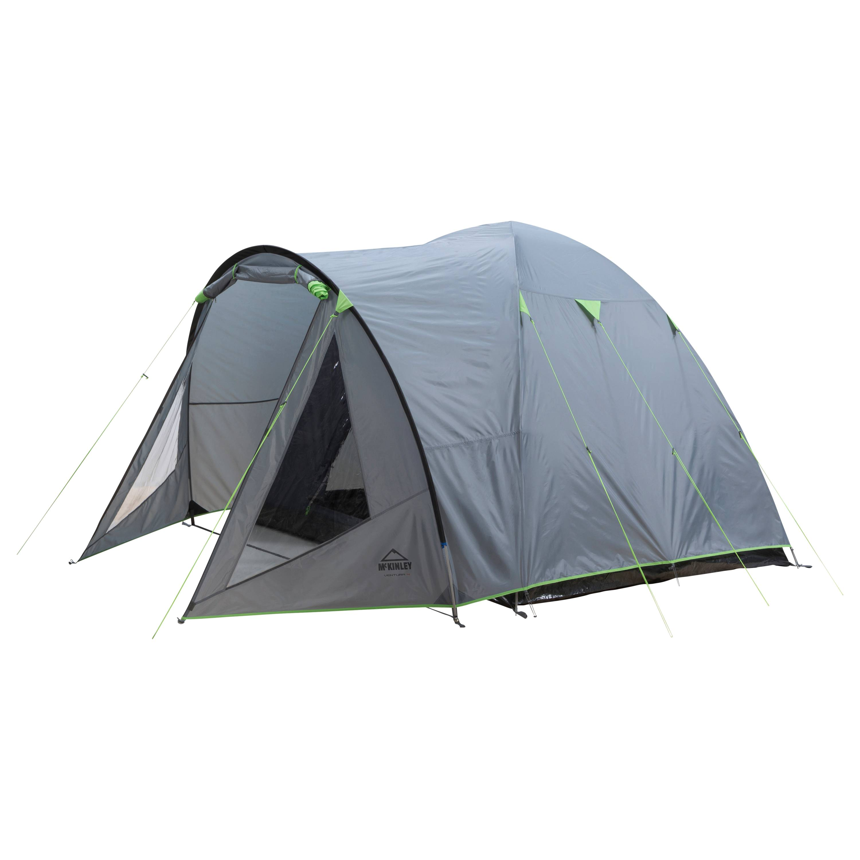 McKinley VENTURA 4, šotor, siva