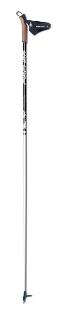 Fischer RC3, palice za smučarski tek, črna
