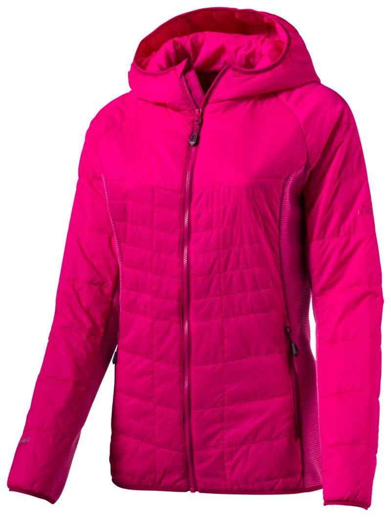McKinley Zinder Ii Wms, ženska pohodna jakna, roza