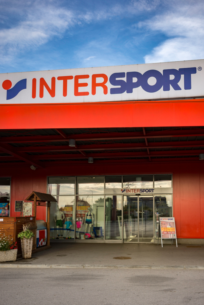 INTERSPORT ŠKOFJA LOKA