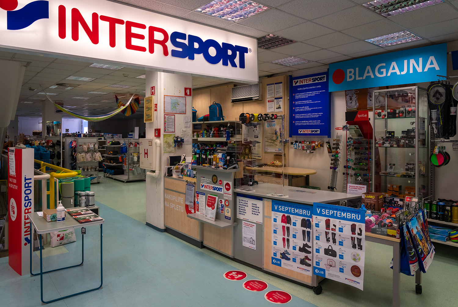 INTERSPORT TOLMIN