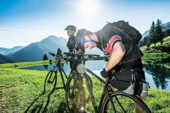 Kolesarske poti po Sloveniji